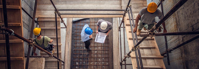 Betriebshaftpflichtversicherung Baugewerbe
