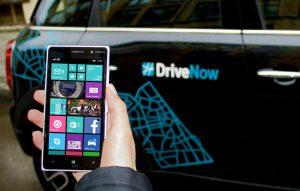 Versicherung für Carsharing DriveNow