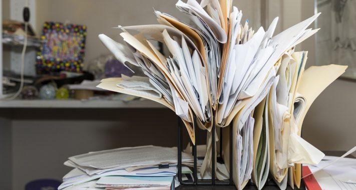 Welche Unterlagen sollten Sie aufheben?