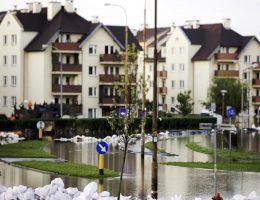 Auch 2016 wieder mehr Wohngebäude gegen Elementarschäden versichert