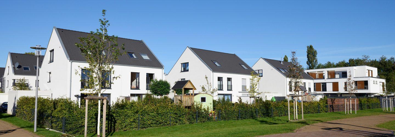 Gebäudeversicherung Doppelhaushälfte