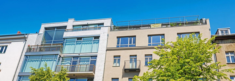 Gebäudeversicherung Mehrfamilienhaus