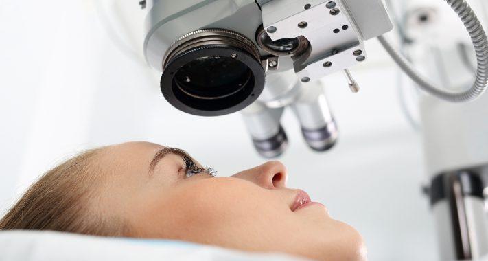 Augenlasern – Übernimmt die private Krankenkasse die Kosten?