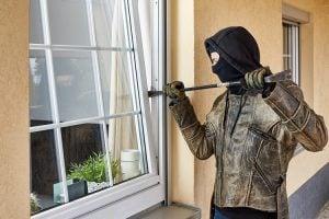 Einbruch Einbruchschutz Fenster