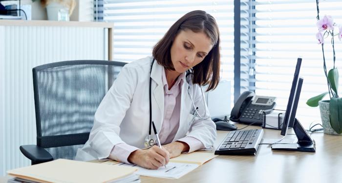 Patientenakte Krankenakte Krankenkassenskandal