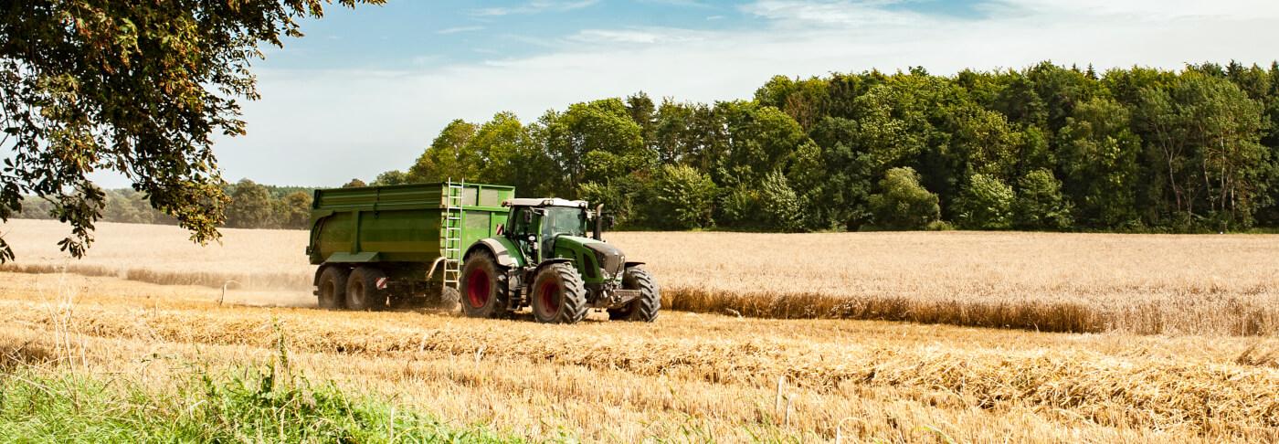 Versicherung für die Landwirtschaft
