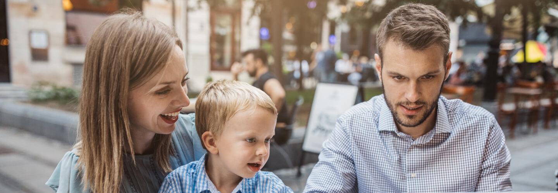 Berufsunfähigkeitsversicherung Familie
