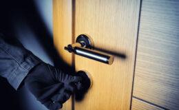 Einbruch Lockbox Schlüssel