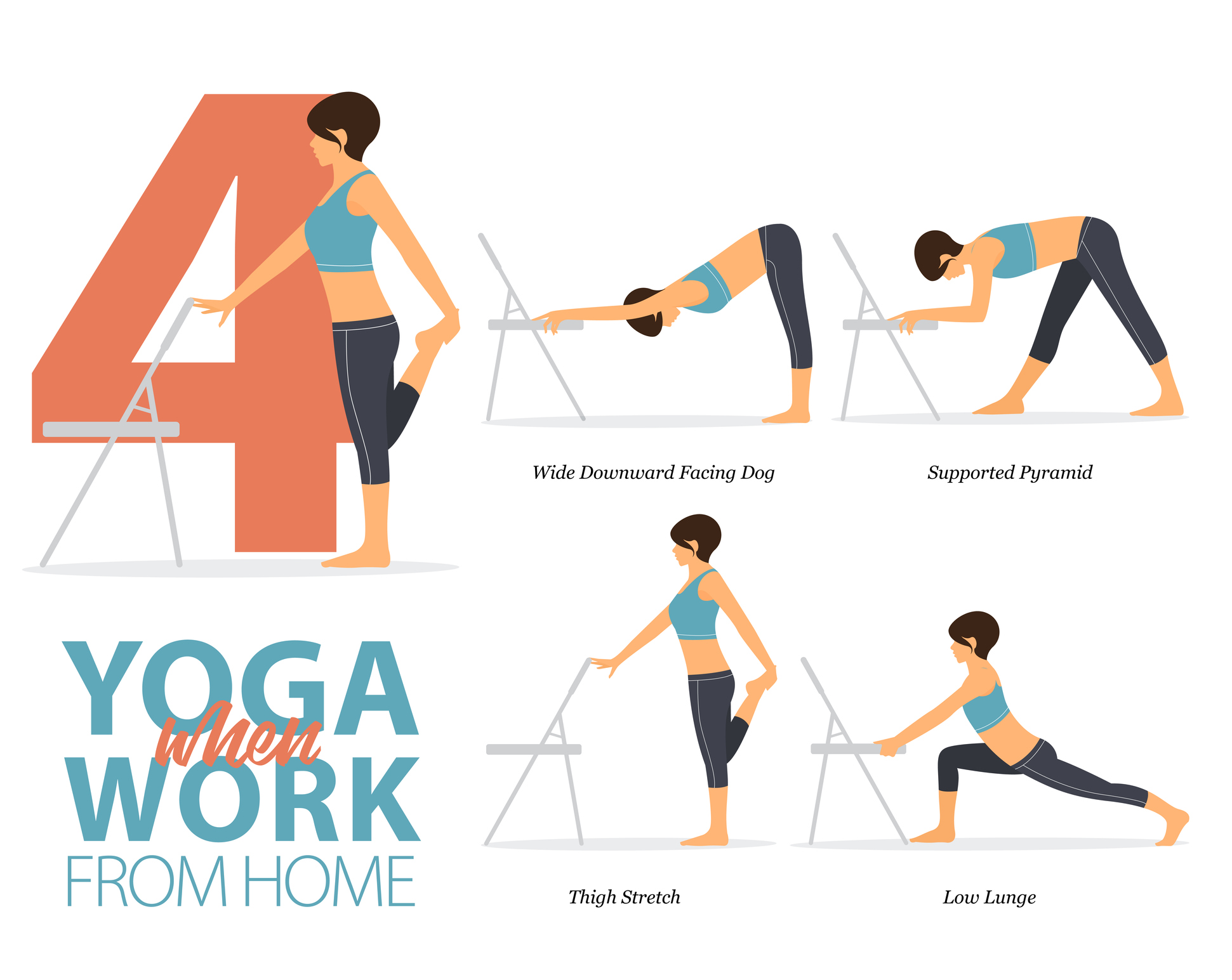 homeoffice yoga