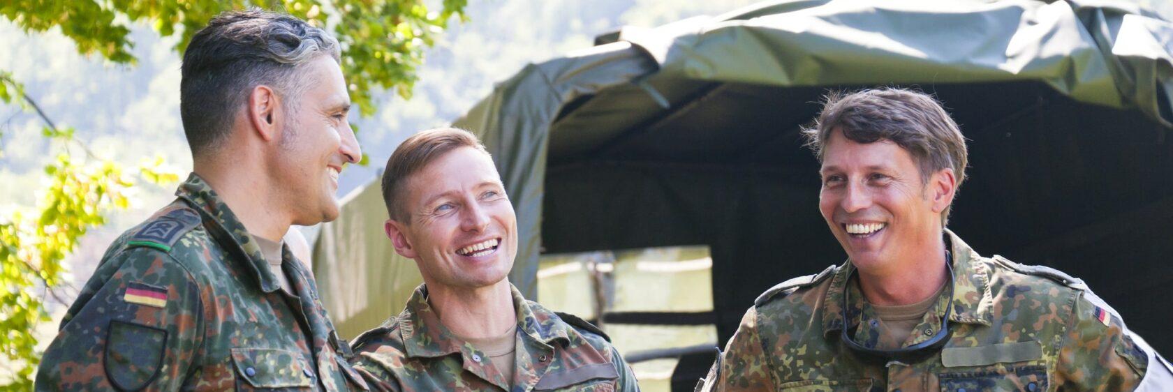 Riester-Rente für Soldaten