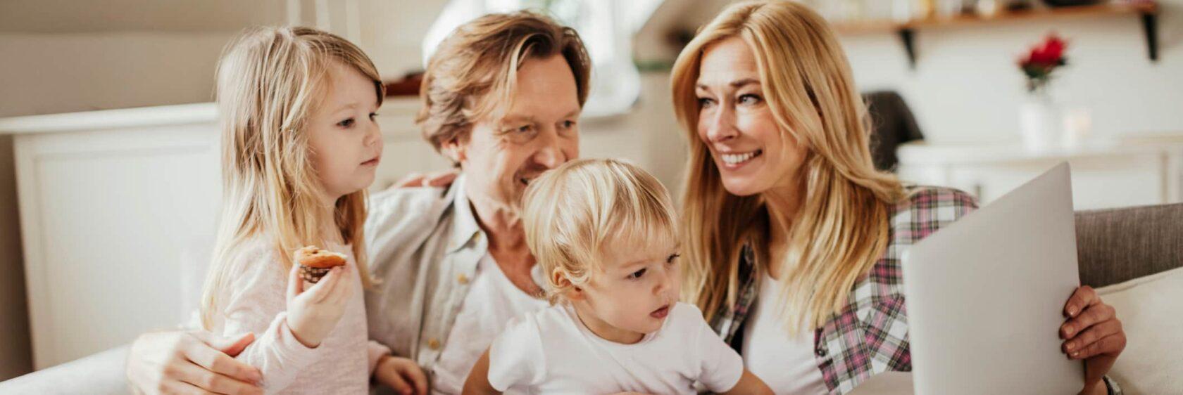 Riester-Rente für Familien